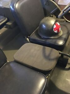 Center Seat Console Gpw Mb Willys Jeep