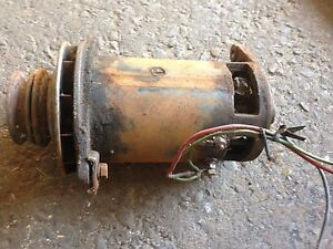 Dodge Plymouth Generator Chrysler Ford Double Pully 1928 1930 35 1940 1942 1950