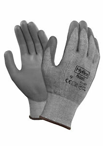 Ansell Hyflex 11627 Coated Dyneema Hppe Gloves Size 6 12 Pair