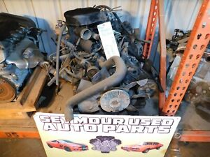 1994 1995 Ford Bronco E150 F150 F250 8 302 5 0l V8 Engine Vin N Tested 93k Miles