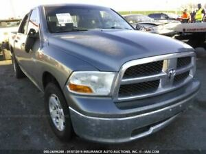 Hood Aluminum Without Dual Scoop Fits 09 18 Dodge 1500 Pickup 318487