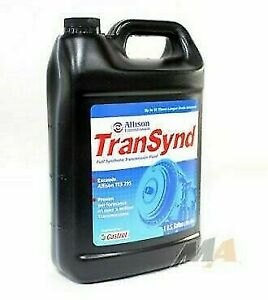 Merchant Automotive Transynd Synthetic Transmission Fluid 1 Gallon Allison