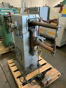 Acme 75 Kva Spot Welder With Intertron Control Acme 3 24 75
