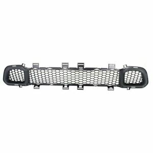 New Front Bumper Grille 2014 2018 Jeep Grand Cherokee 68203216aa Ch1036126
