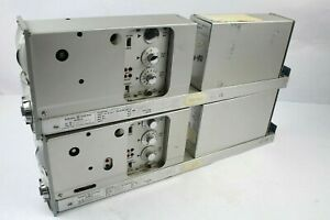 Vintage General Electric 50 540011 Basic Controller W Amplifier lot Of 2
