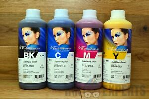 1 Litre Inktec Sublinova Smart Sublimation Ink 4 6 8 Colour Epson Printers