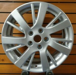 Nissan Sentra Painted 17 Inch Oem Wheel 2013 2015 403003rc1e 403003rc2d
