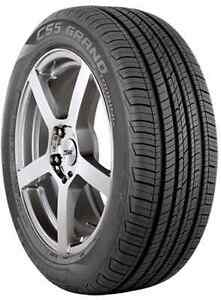 2 New 215 65r17 Inch Cooper Cs5 Grand Tr Tires 2156517 215 65 17 R17 65r