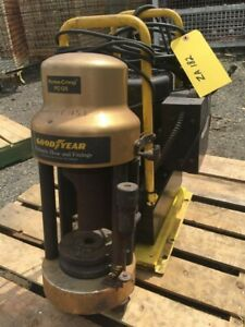 Goodyear Perma crimp 1hp Hydraulic Hose And Fittings Crimper Pc125