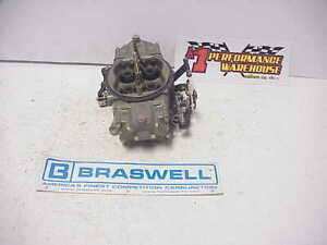 Braswell Holley Hp 830 Cfm Annular Boosters Gas Racing Carburetor Nascar Dei 38