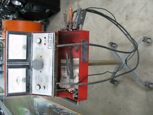 Snap On Mt 552 Charging Circuit Battery Load Tester Mt552