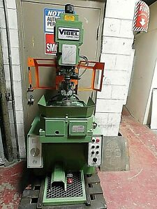 Tapping Machine vigel M65 t Auto Lead Screw 3 8 cap msnot Speedycut Or Brother