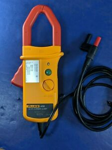 Fluke I410 Ac dc Current Clamp Excellent Calibrated 10 24 19