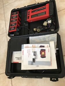 Snapon Mt2500 Scanner Complete Set