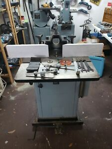 Delta 43 375 2 Speed Heavy Duty Wood Shaper Excellent Condition W Extras