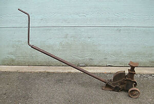 Antique Car Floor Jack C m Dickerson Corp Buffalo Ny Message Me For Delivery