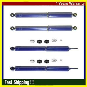 4pcs New Monroe Suspension Shock Absorber Fits 1997 1998 Jeep Grand Cherokee Tsi