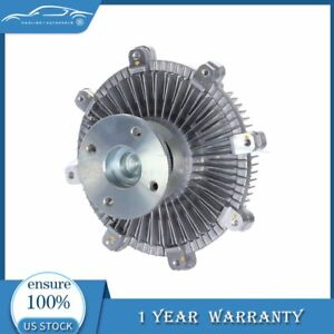 For 2005 2012 Nissan Pathfinder 4 0l V6 Electric Silver New Cooling Fan Clutch