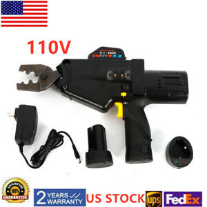 Wire Terminal Crimper Pliers Hand Tool Electrical Crimping Stripping fixed Die