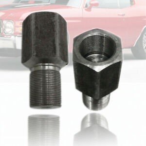 2x Inner Tie Rod End Extensions Fit Mustang Ii Manual T bird Power Racks pinions