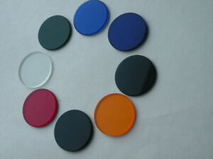 Lomo Microscope Glass Filter Set D 33 4mm