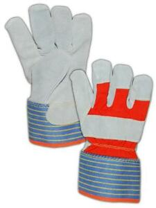 Hppe Kevlar Lined Leather Palm Glove