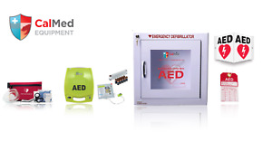 Zoll Aed Plus Semi Automatic Aed Business school Value Package new