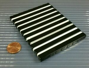2 100 Neodymium Bar Block Magnet Strong Rare Earth N42h High Heat Grade 3 X1 4