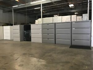 Lateral File Cabinets 4 Drawer Key Local Delivery Available