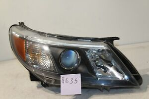 08 09 10 11 Saab 9 3 Passenger Right Headlight Head Light Lamp Halogen 8635
