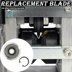 Cable Stripper Blade Electric Copper Wire Stripping Machine Replacement Cutters