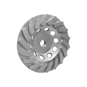 4 Turbo Cup Wheel Grinding Grinder 5 8 11 18 Segments For Concrete Masonry