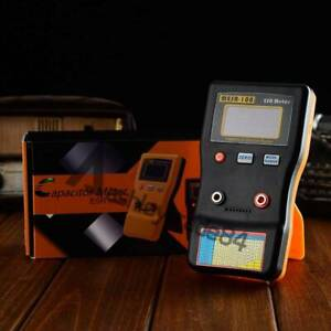 Mesr100 V2 Autoranging In Circuit Esr Capacitor Meter Tester Up To 0 001 To 100r