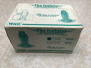 Wilo Isolation Valve 1 1 2 Ips Rotating Flange With Check Valve