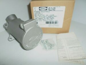 new Hubbell Hbl21420 hubbellock 30 amp Receptacle 250 600v 30a For 21415b