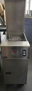 Pitco Srte Gallon Electric Commercial Pasta Cooker With Digital Control