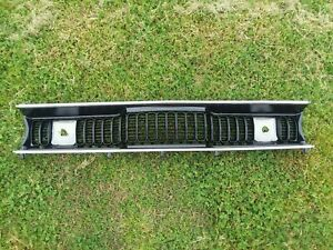 Plymouth Duster Sharktooth Grill