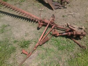 Ferguson detroit Harvester 3 Point Sickle Bar Mower