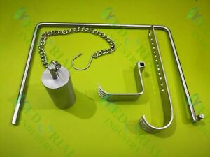 Charnley Initial Incision Retractor Orthopedic Surgical Instruments