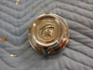 1962 1963 Mercury Comet Gas Cap With Merc Man Very Nice Used