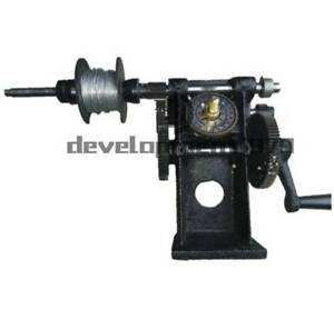 Manual Winding Machine Dual purpose Hand Coil Counting Machine Winder Nz 5