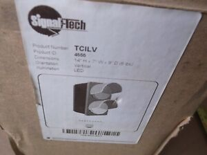 Signal tech Tcilv 4555 Vertical Green red Led Traffic Controller 120 277 Vac