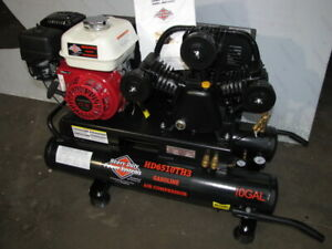 New Heavy Duty Power Hd6510th3 10gallons 6 5hp 16cfm 90psi Air Compressor