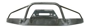 1966 1977 Ford Shoebox Bronco Elite Prerunner Winch Front Bumper