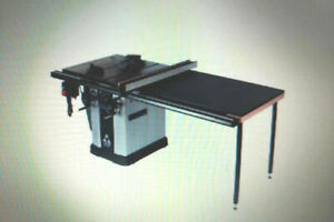 Made In Usa Used Only Few Times Delta Original 10 inch Table Saw Biesemeyer