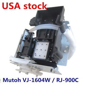 Usa Mutoh Vj 1604w Rj 900c Water Based Pump Capping Assembly df 49030