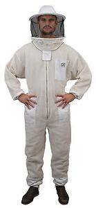 Humble Bee 420 Aerated Beekeeping Suit With Round Veil x large