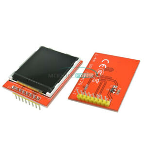 2pcs 1 44 Nokia 5110 Replace Lcd Red 128x128 Spi Color Tft Lcd Display Module