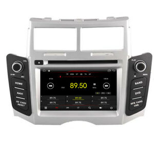 Android 9 1 Car Dvd Gps Radio Player Head Unit For Toyota Yaris Vios 2005 2011
