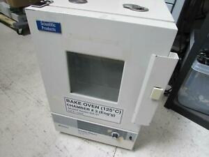 Baxter Scientific Products Dx 31 Laboratory Drying Oven Dx31